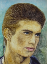 Anakin Skywalker 1 gespielt von Hayden Christensen in dem Film Star Wars II