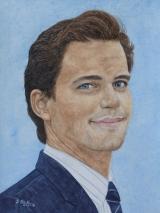 Neal Caffrey gespielt von Matt Bomer in der Serie White Collar
