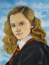 Hermine-Granger gespielt von Emma Watson in den Harry Potter-Filmen